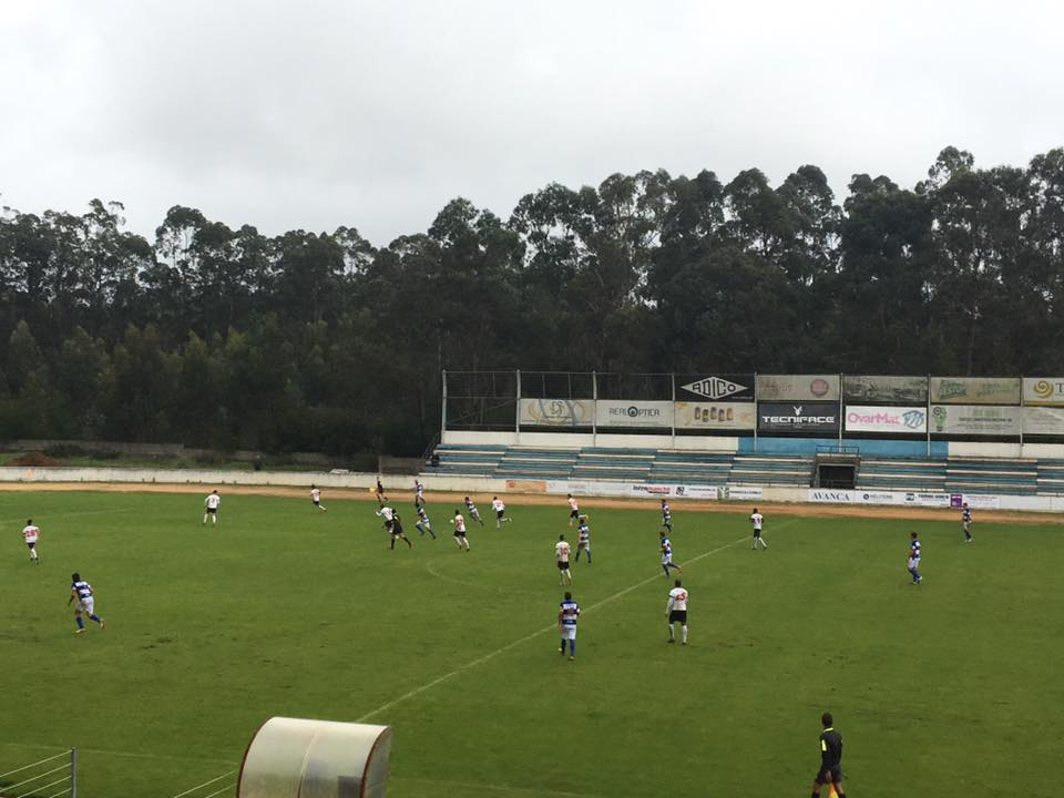 Alvarenga perdeu frente ao Avanca