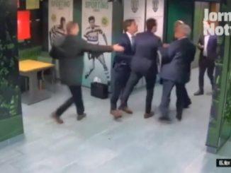 Alegados insultos e tentativas de agressão entre presidentes do F.C. Arouca e Sporting