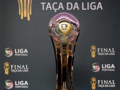 Taça da Liga: F.C. Arouca volta a encontrar Sporting