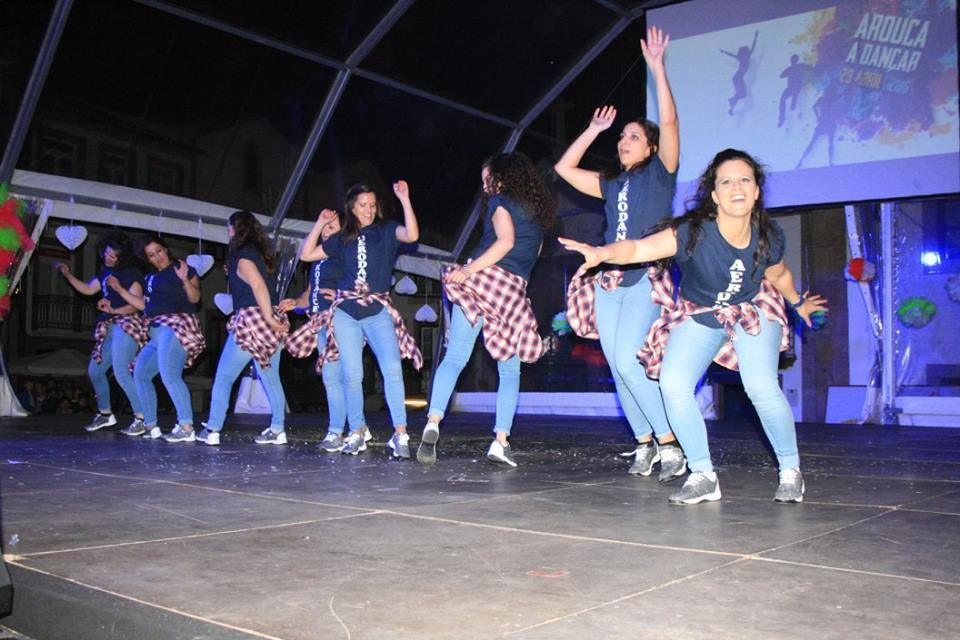 Grupo de dança do concelho arrecadou 4 mil euros para Bombeiros de Arouca