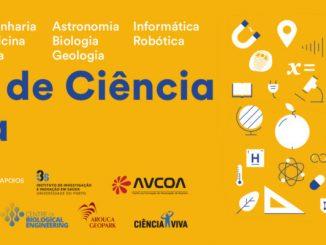 II Jornadas de Ciência de Arouca, subordinadas ao tema «Ciência, Ambiente e Sustentabilidade»