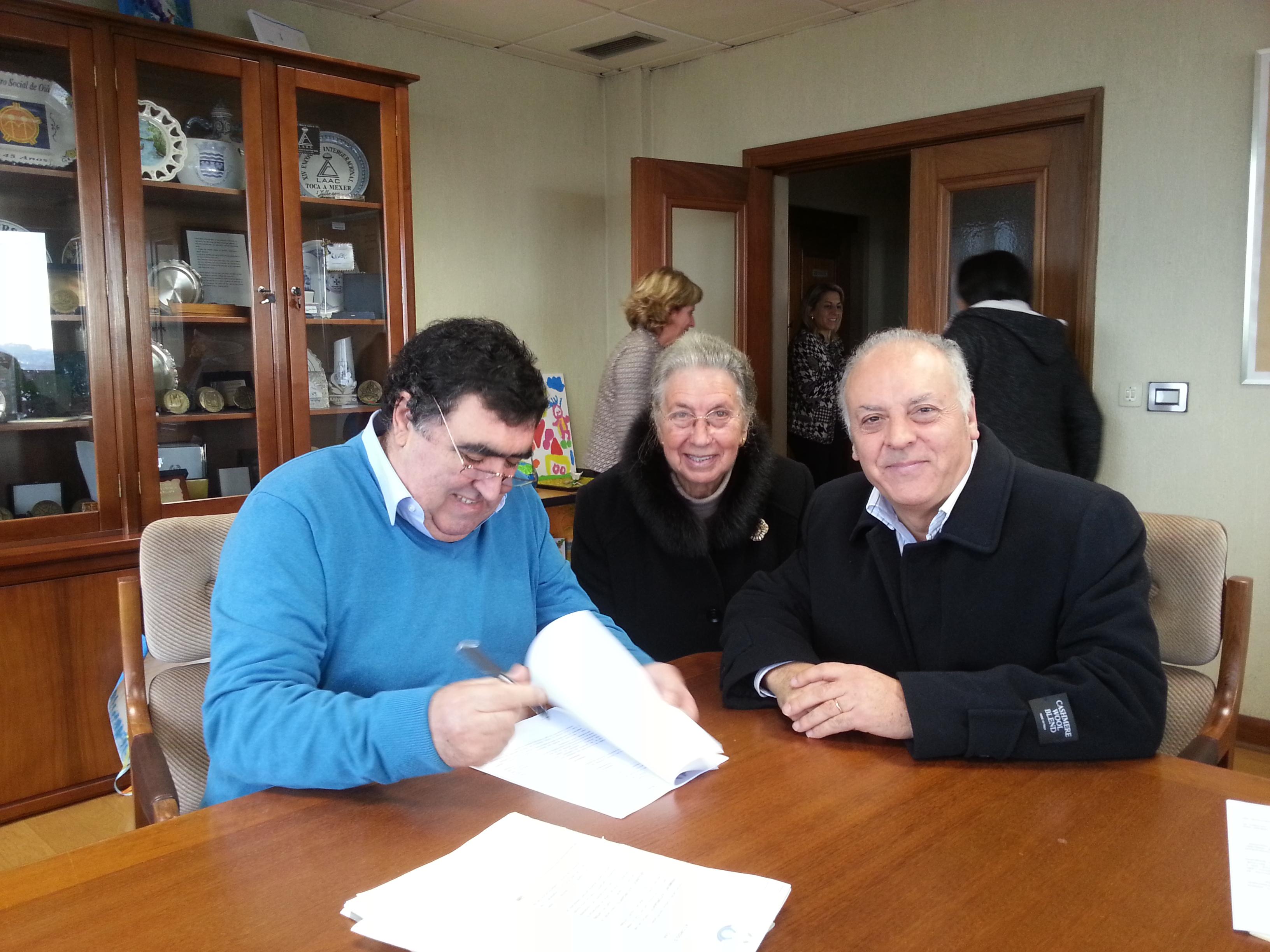 Santa Casa da Misericórdia apoia freguesia de Tropeço