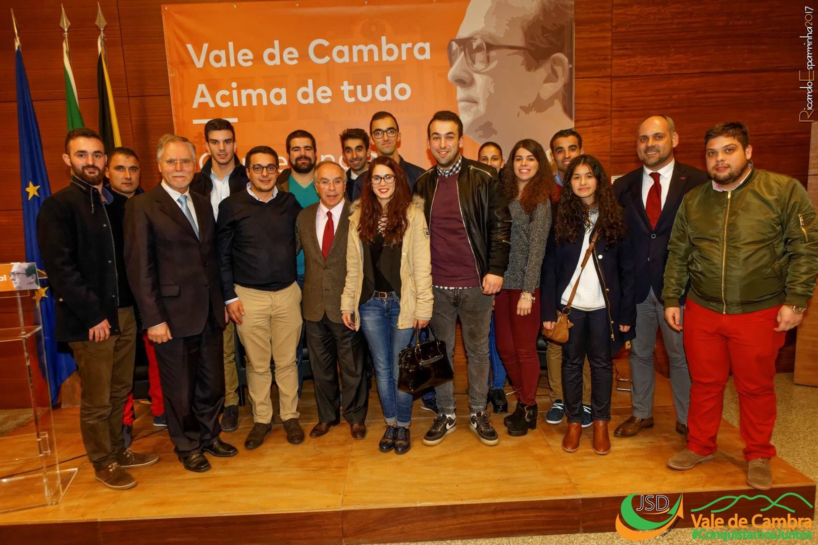 JSD inicia Conferências Teixeira da Silva com sala cheia