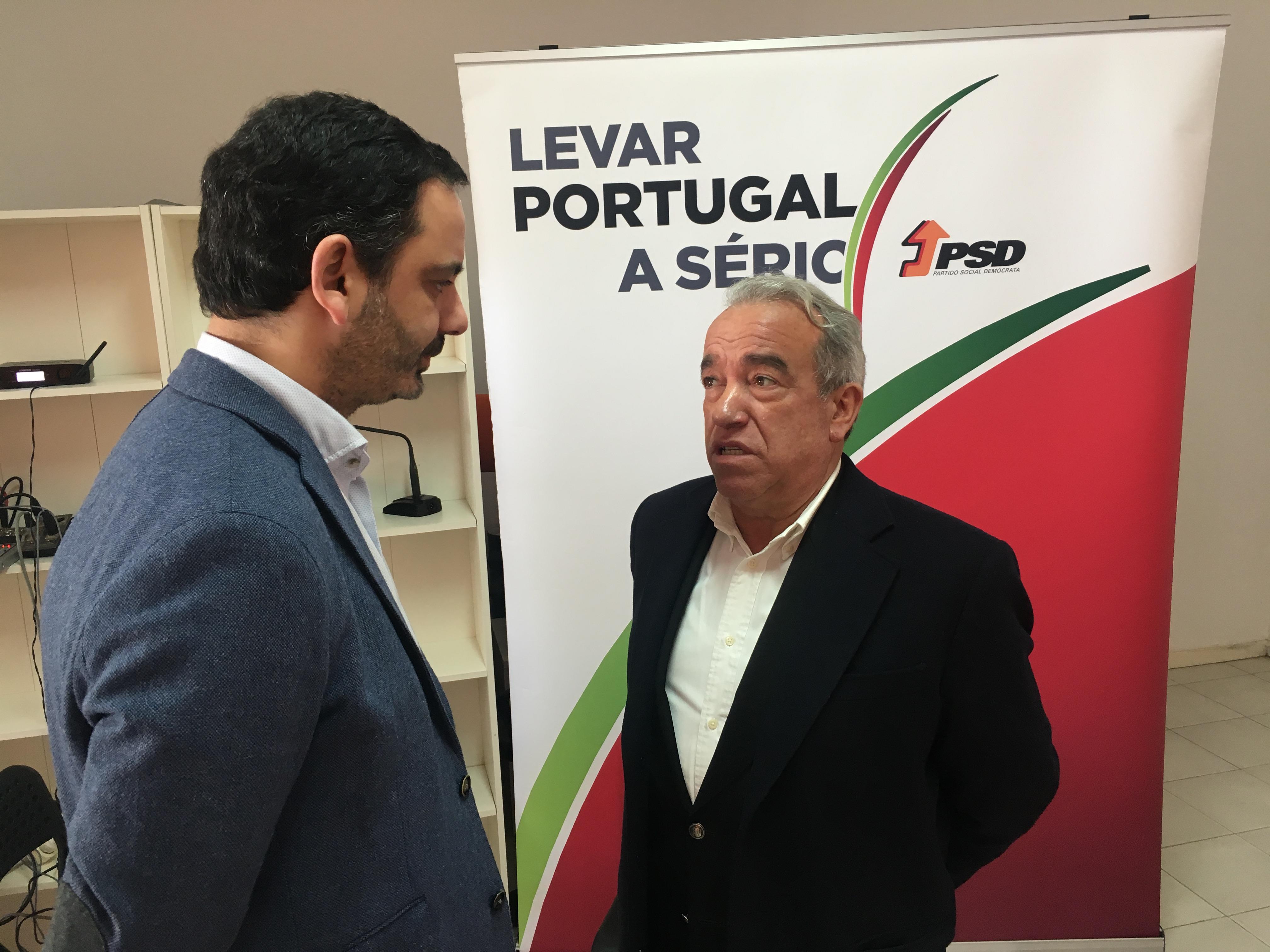 Arouca: Fernando Mendes levou caso da falta de professor de português no Agrupamento de Escolas de Arouca ao Parlamento