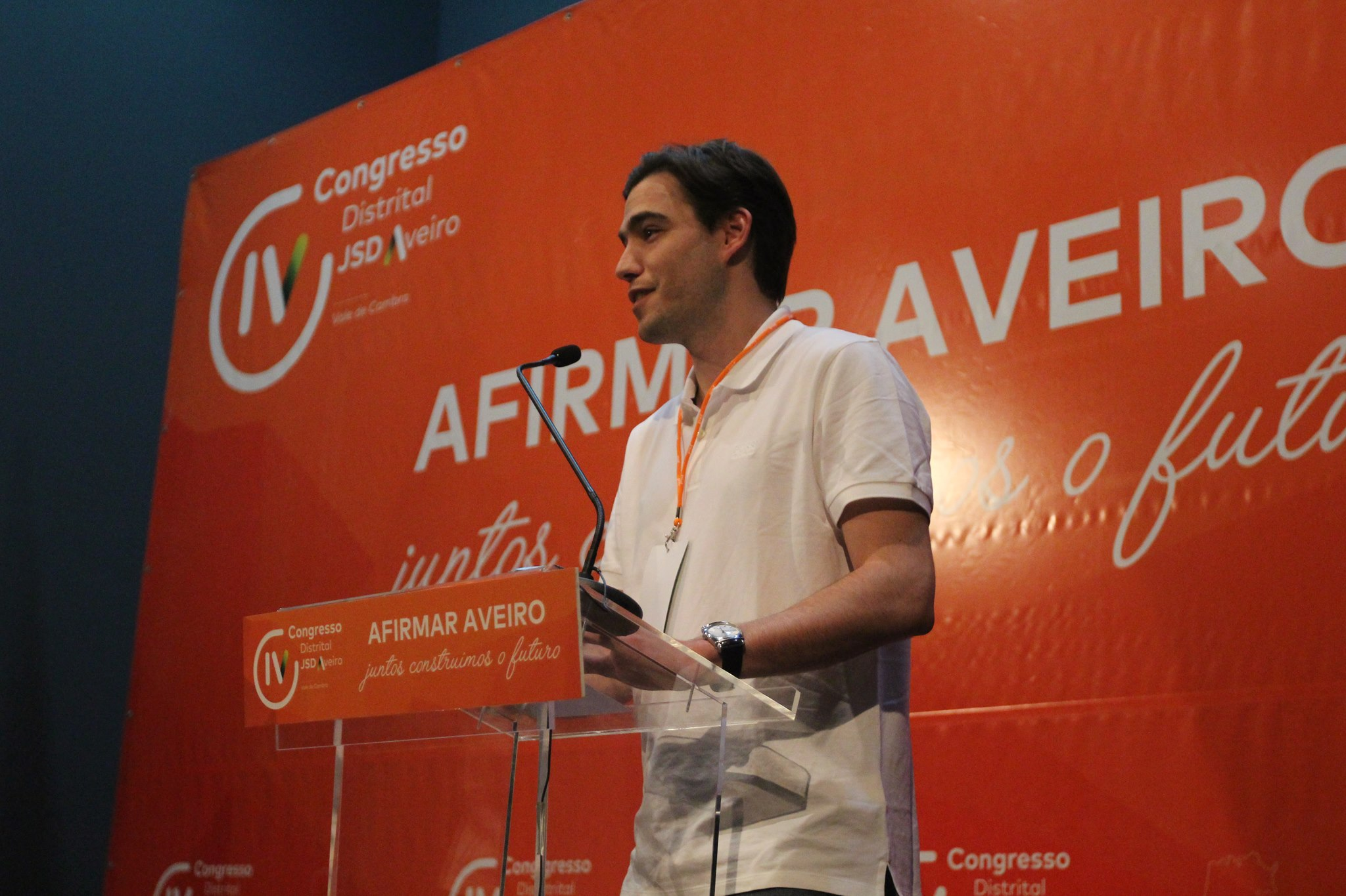Rui Vilar presidiu pela última vez conclave dos jovens social-democratas