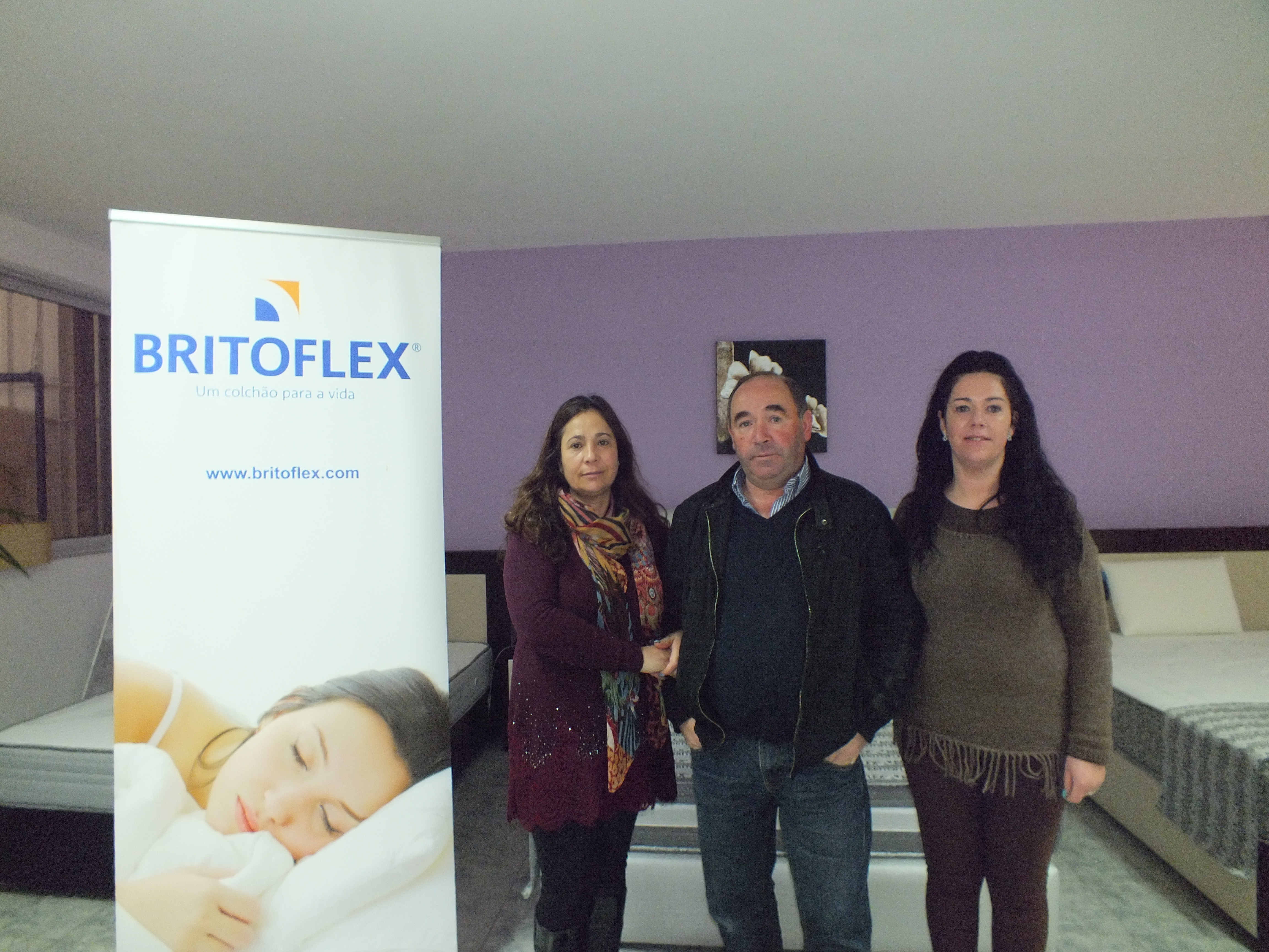 Britoflex: onde o conforto dos clientes é prioridade