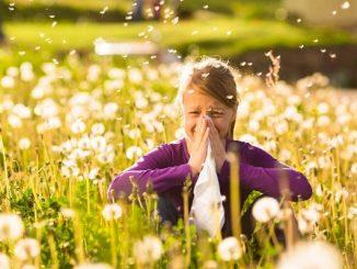 A Primavera chegou… Beleza e alergias no ar
