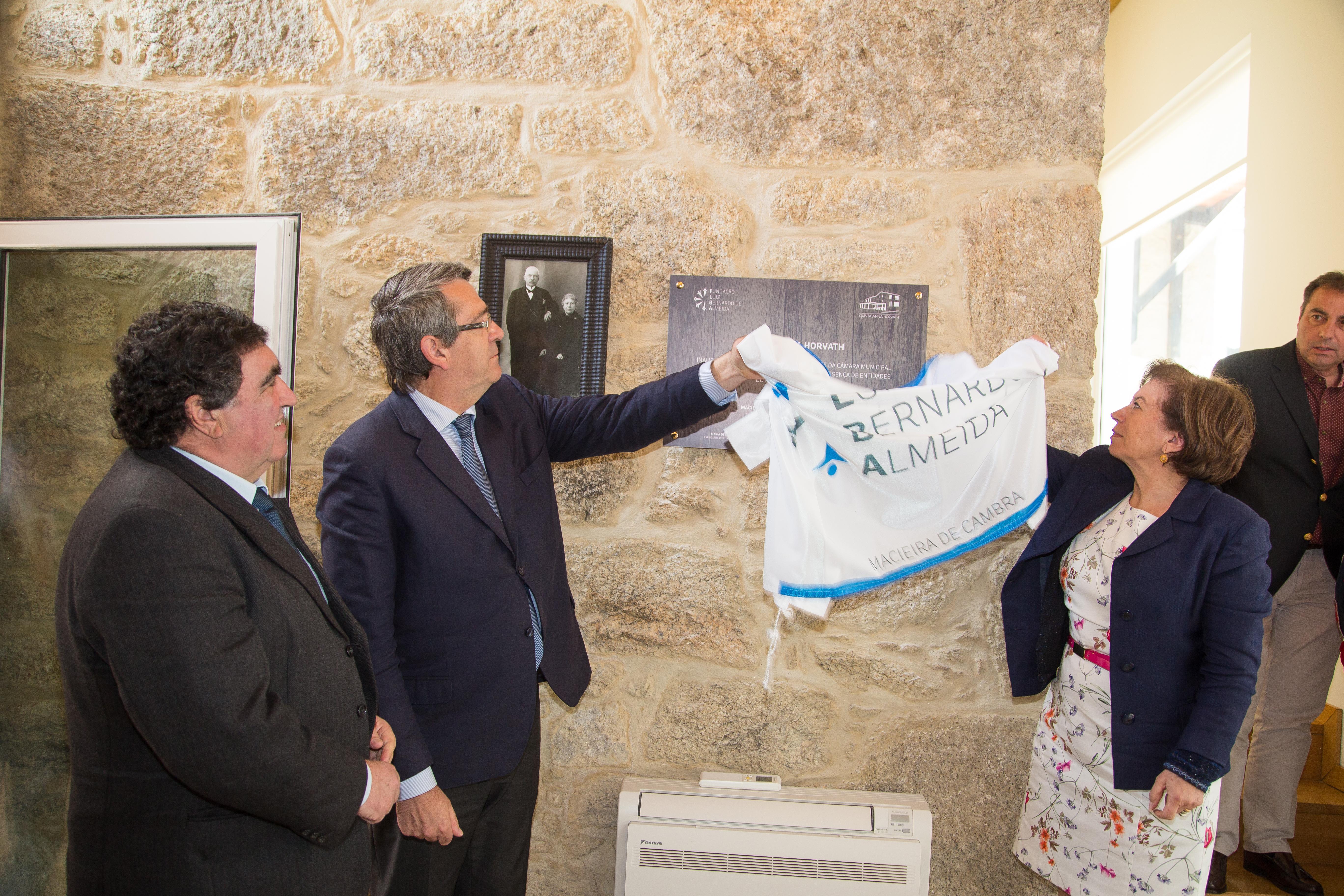 60 anos de Fundação Luíz Bernardo de Almeida