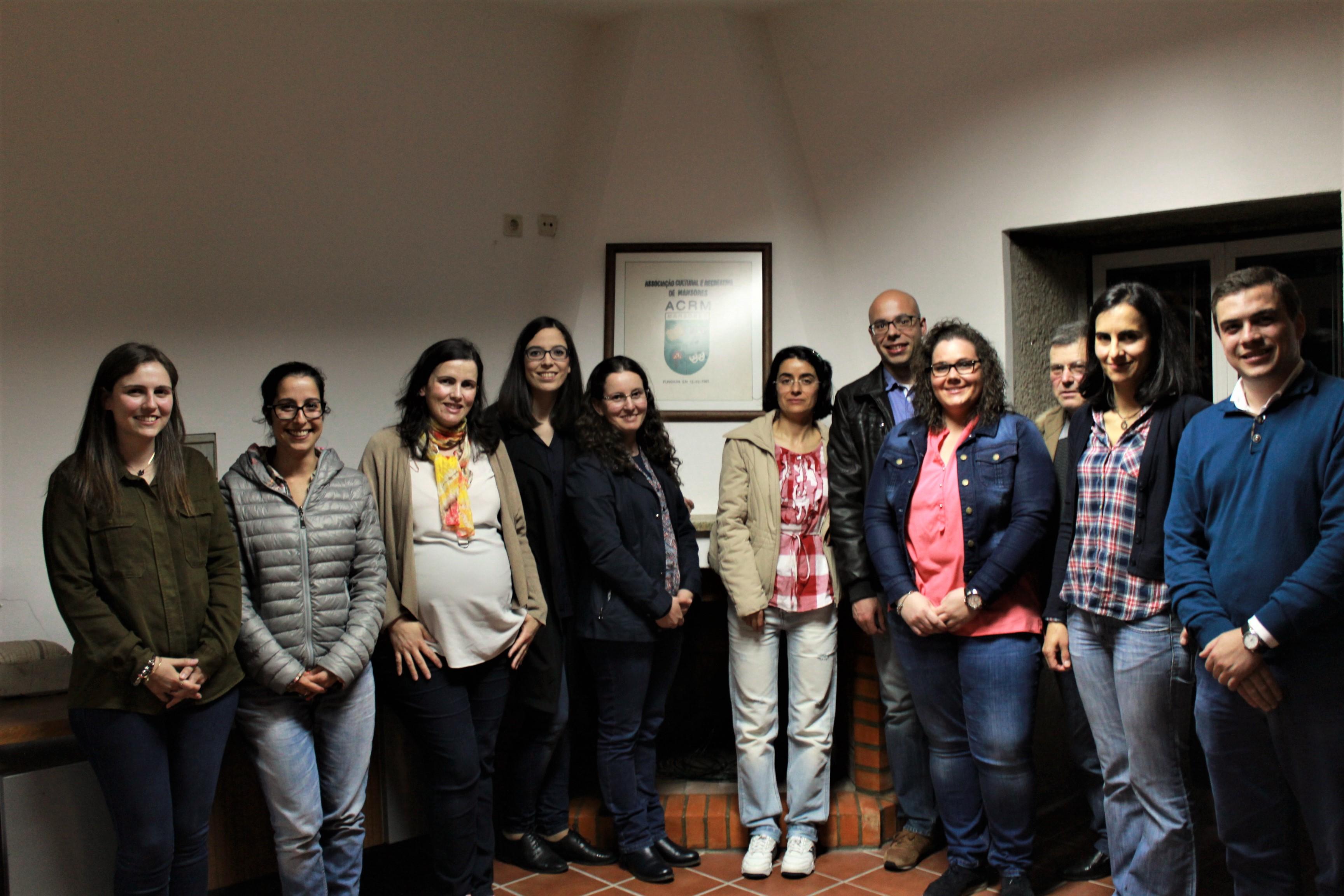 Associação Cultural e Recreativa de Mansores com novos corpos sociais