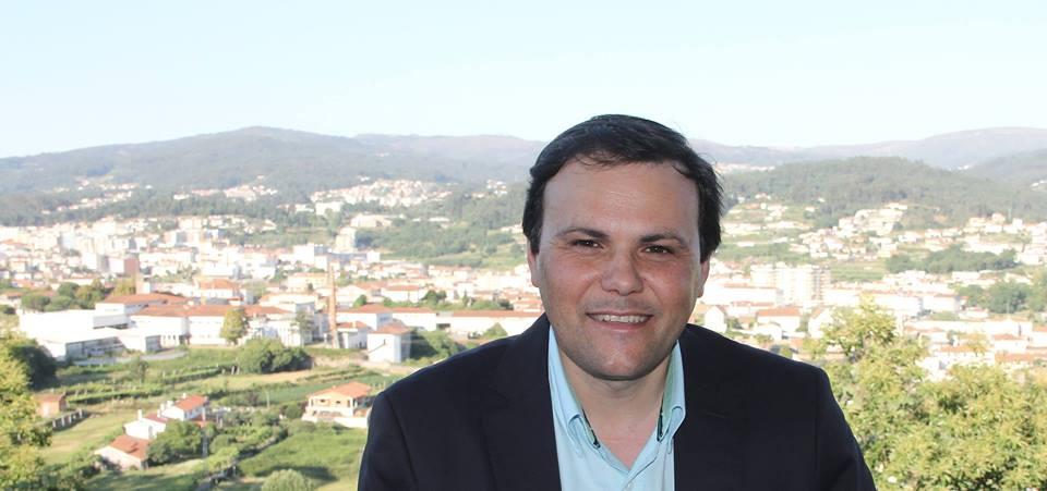 Pedro Almeida é o candidato do PSD a presidente da Câmara de Vale de Cambra