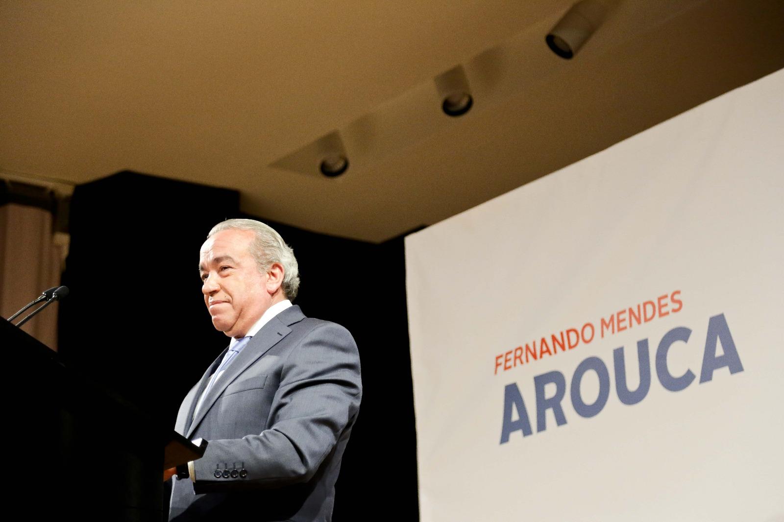 Fernando Mendes ganha força coligando-se com CDS-PP