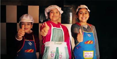 Escola de Paços, Moldes, uma das vencedoras do Concurso Green Chef 3