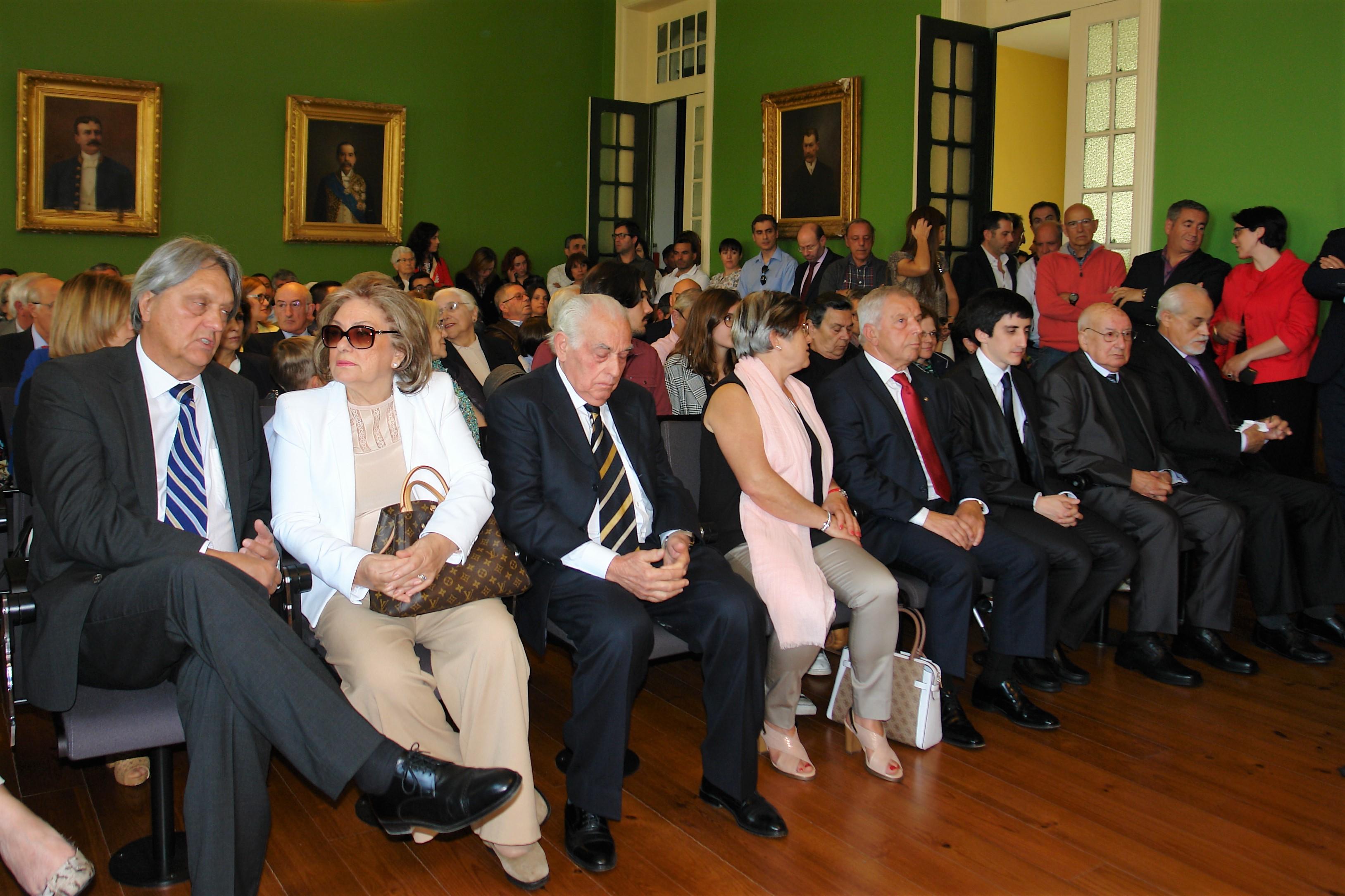 Cerimónia de entrega das Medalhas de Mérito Municipal marcada pela emoção