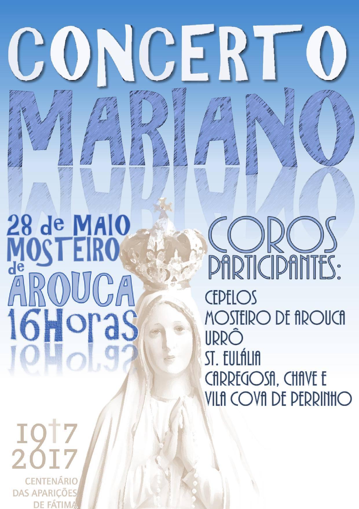 Concerto Mariano no Mosteiro de Arouca