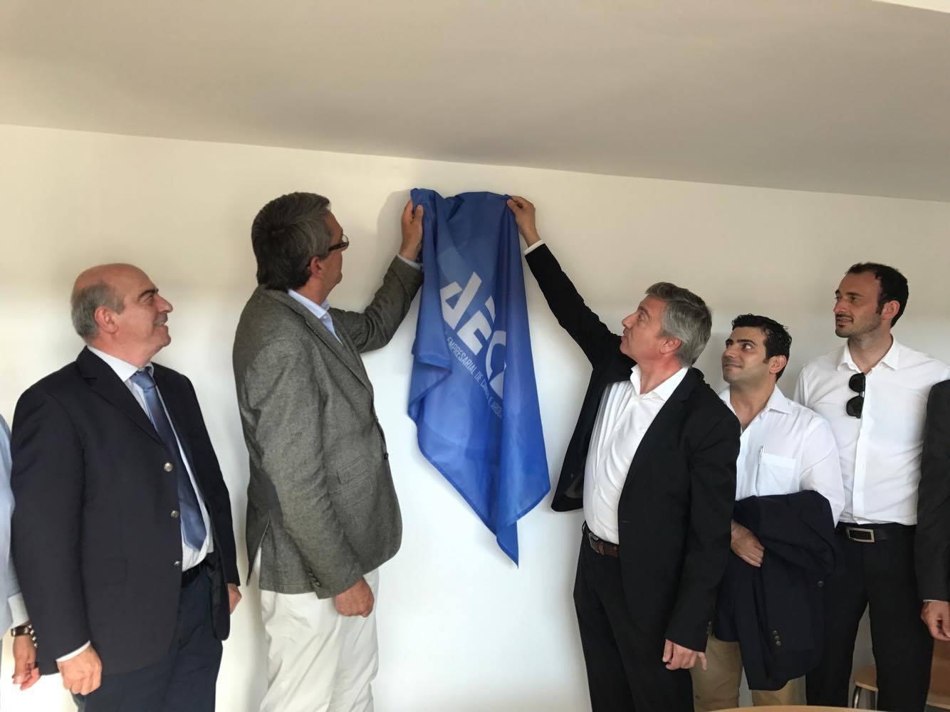 AECA abriu delegação em Vale de Cambra