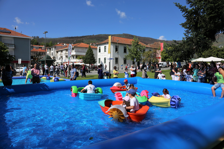 Arouca e Vale de Cambra assinalaram Dia da Criança com várias atividades
