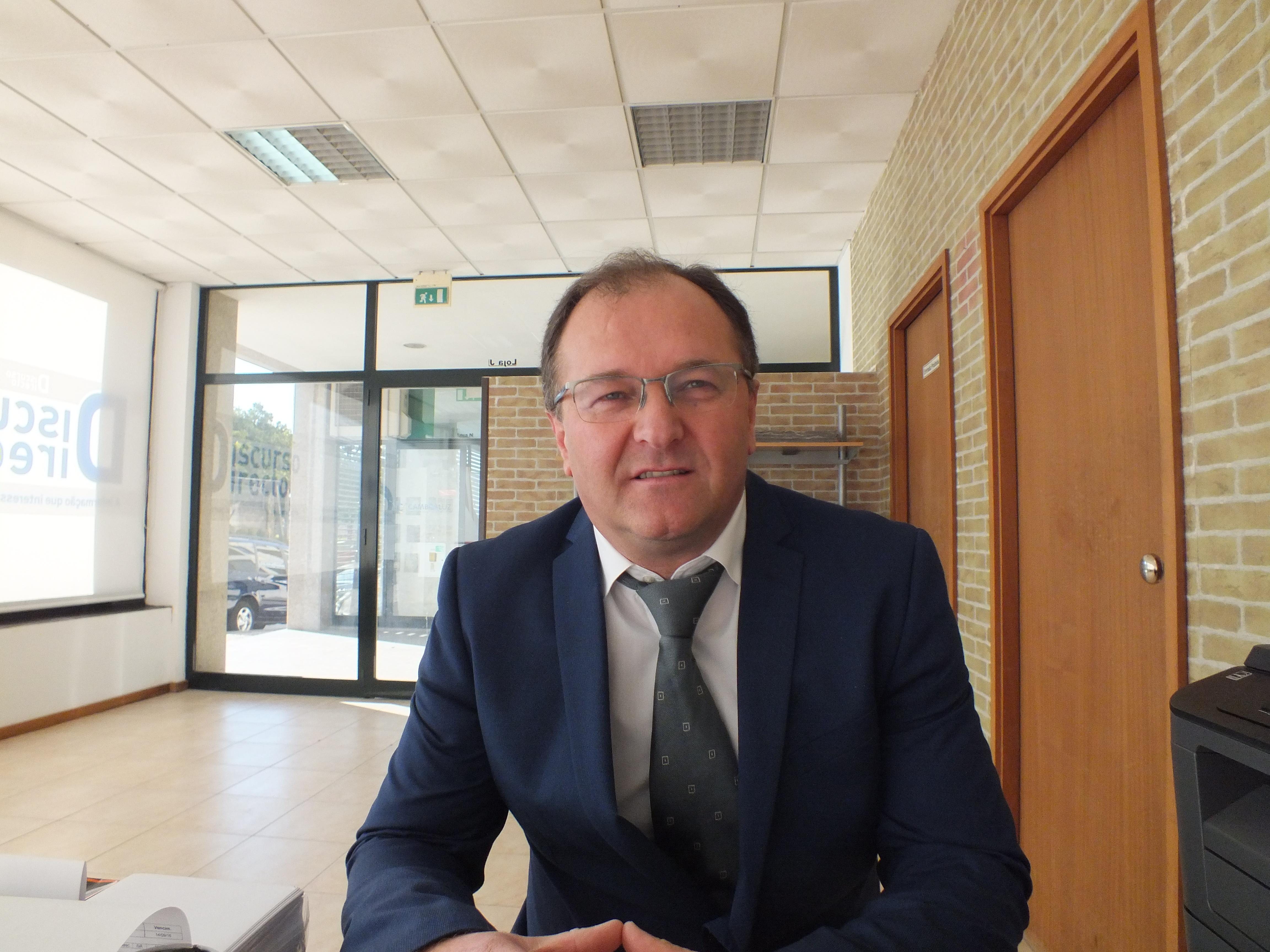 Nelson Martins apresenta candidatura à presidência da Câmara Municipal de Vale de Cambra