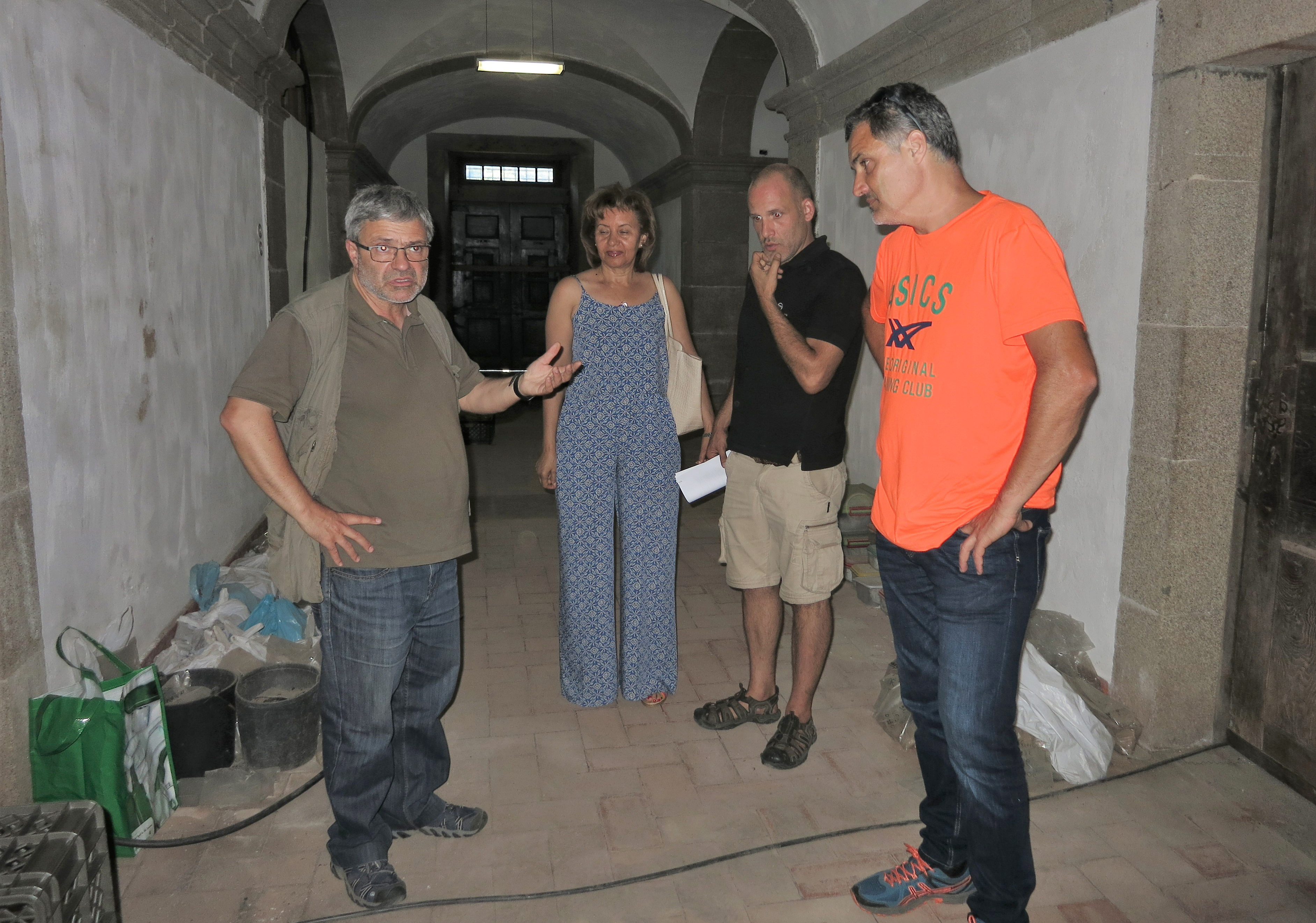 CDU Arouca no Centro Arqueológico de Arouca