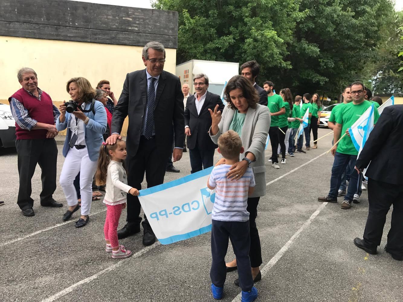 """José Pinheiro recandidata-se à Câmara para """"Fazer Crescer Vale de Cambra"""""""