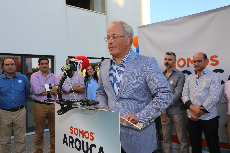 """Artur Miler: """"O meu sim a esta candidatura não terá sido do agrado dos candidatos do PS"""""""