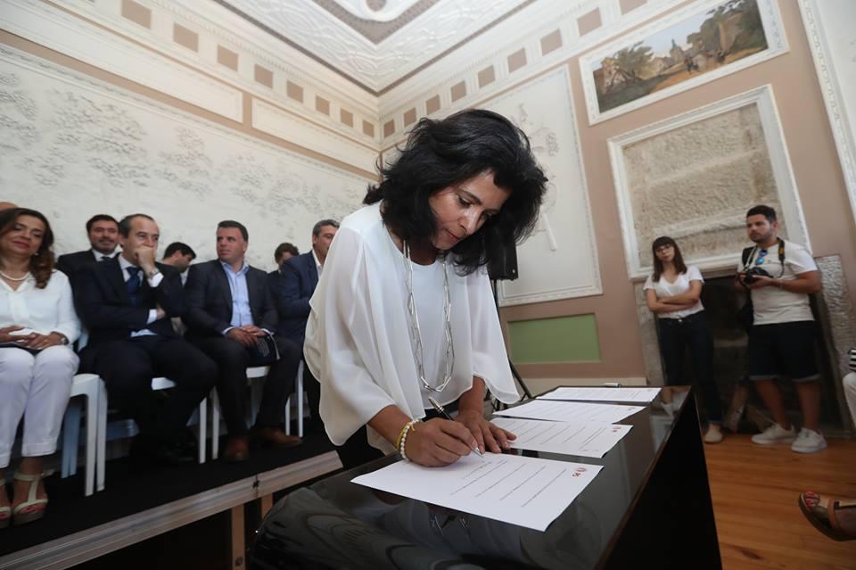 Margarida Belém assinou Carta de Compromisso da Área Metropolitana do Porto