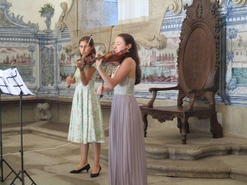 Diálogos musicais no Mosteiro de Arouca