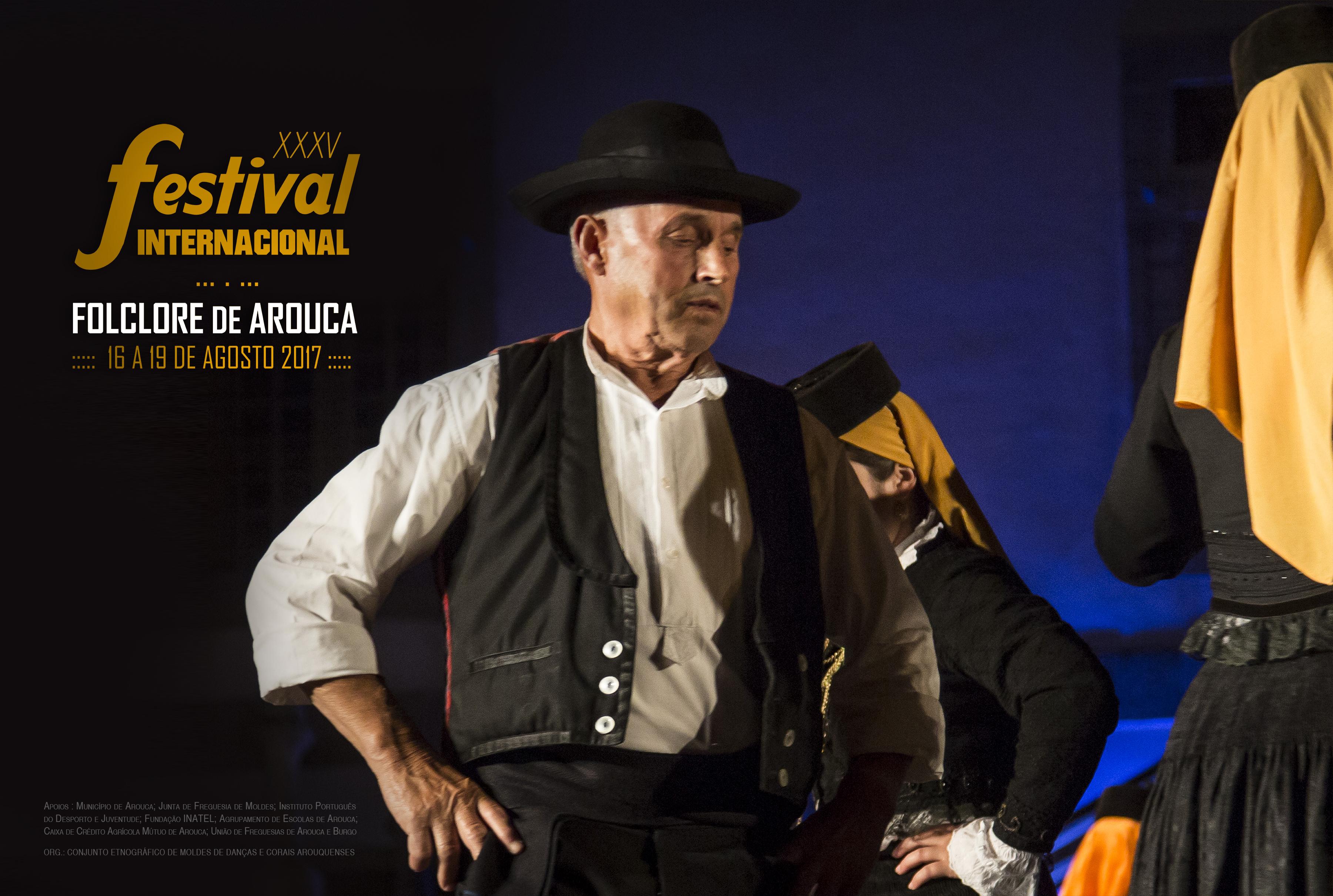 35 anos de Festival Internacional de Folclore de Arouca