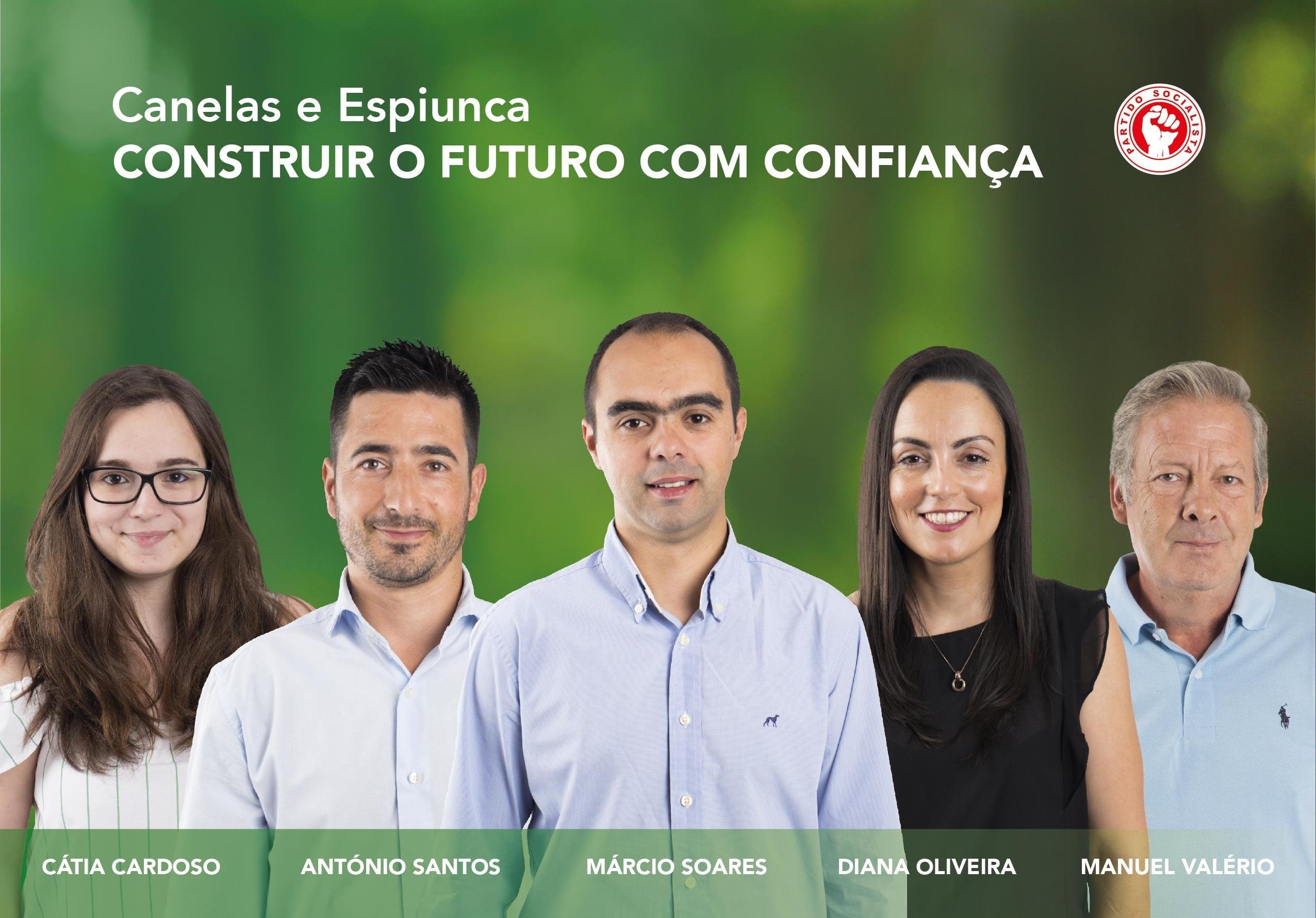 Candidato do PS a Canelas e Espiunca quer imprimir um novo dinamismo