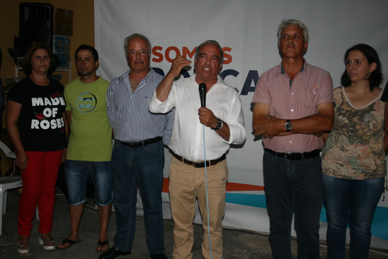 """Fernando Mendes: """"Turismo é sector prioritário em Arouca"""""""
