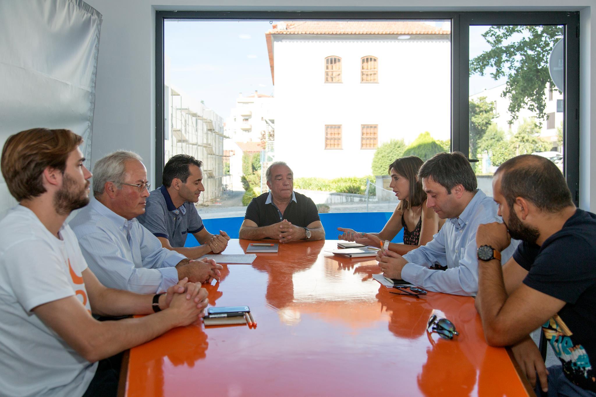 Fernando Mendes promete criar condições para fixar os jovens em Arouca