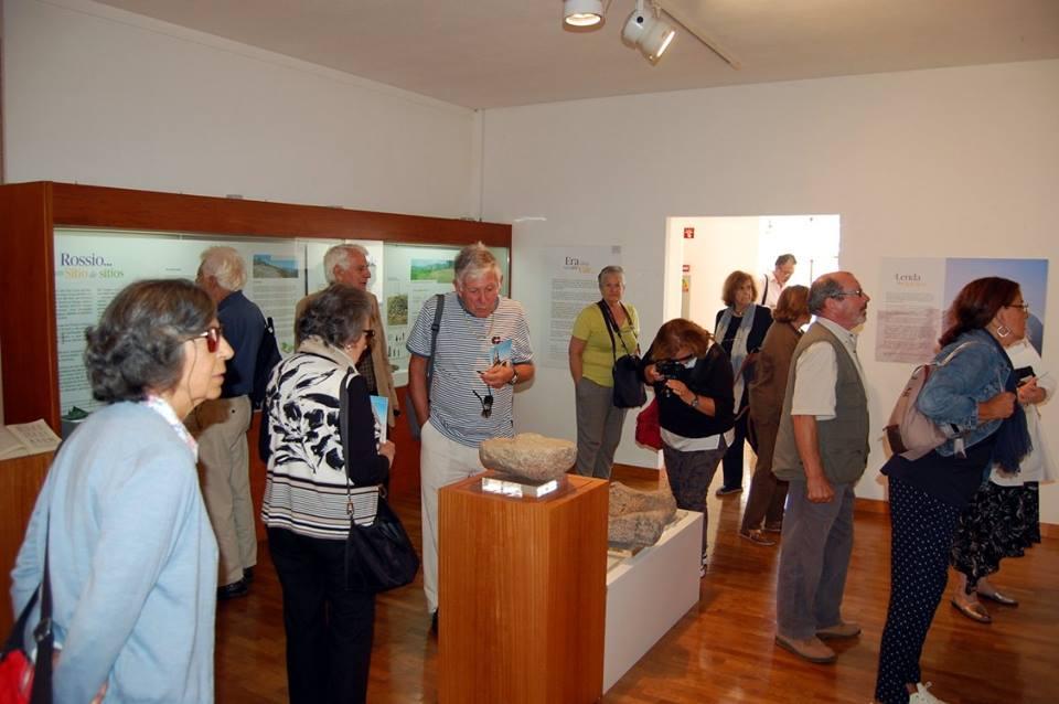 Grupo da Associação Portuguesa dos Amigos dos Castelos visitou Museu Municipal