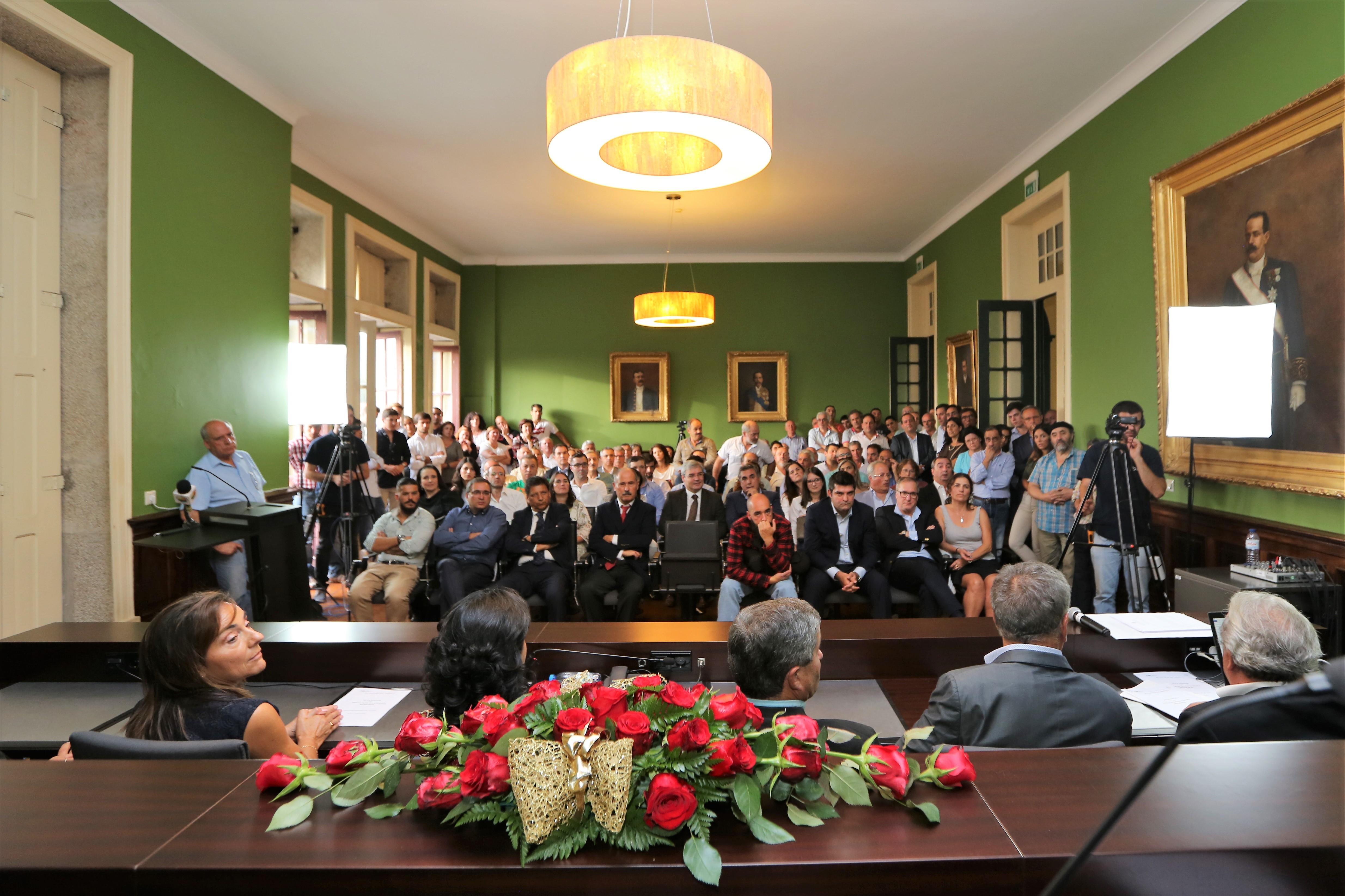 Assembleia Municipal de Arouca reúne na próxima sexta-feira