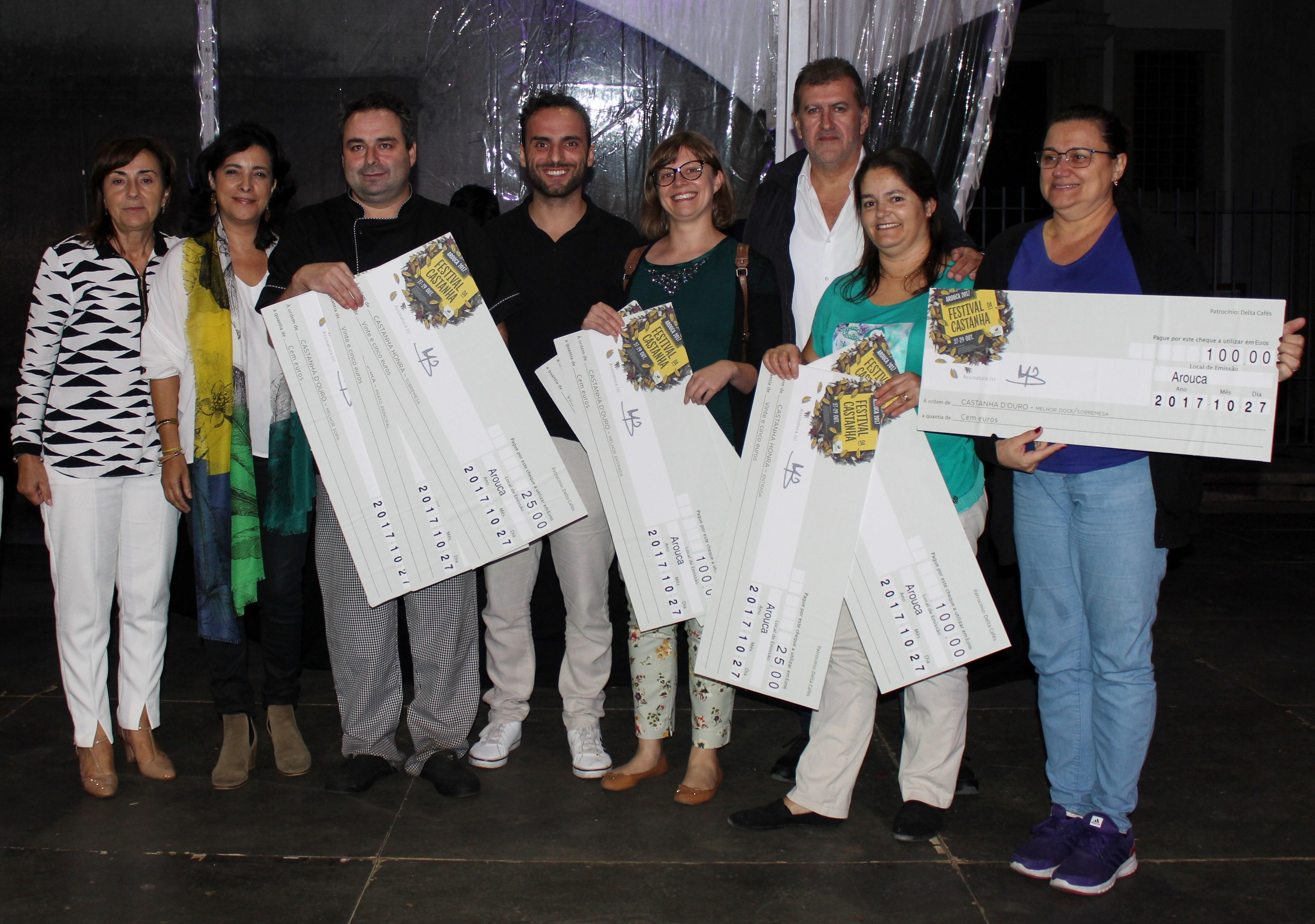Festival da Castanha: V Concurso Gastronómico