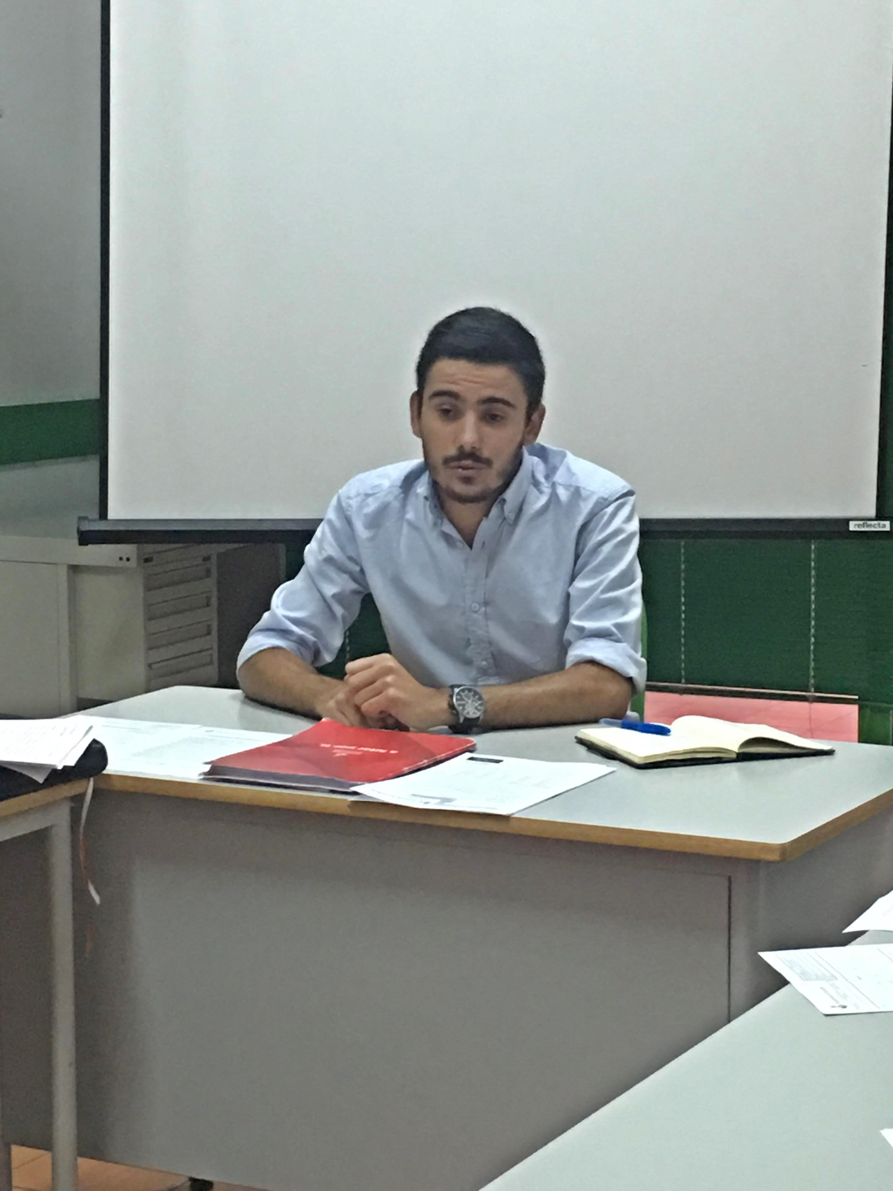 Jonatan Ribeiro reeleito presidente da Juventude Socialista