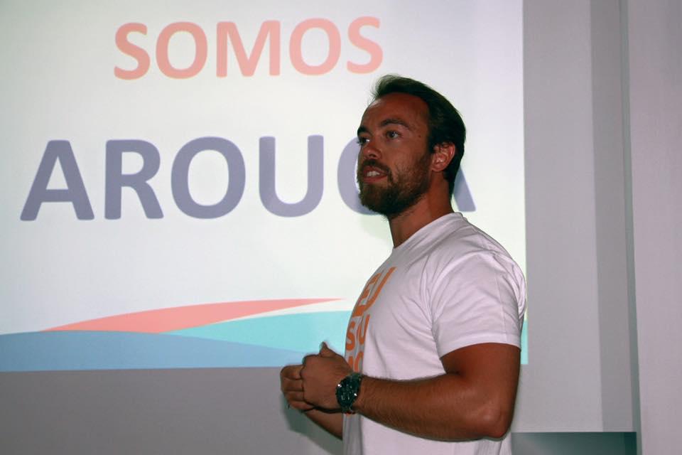 Tiago Mendes reeleito presidente da JSD Arouca
