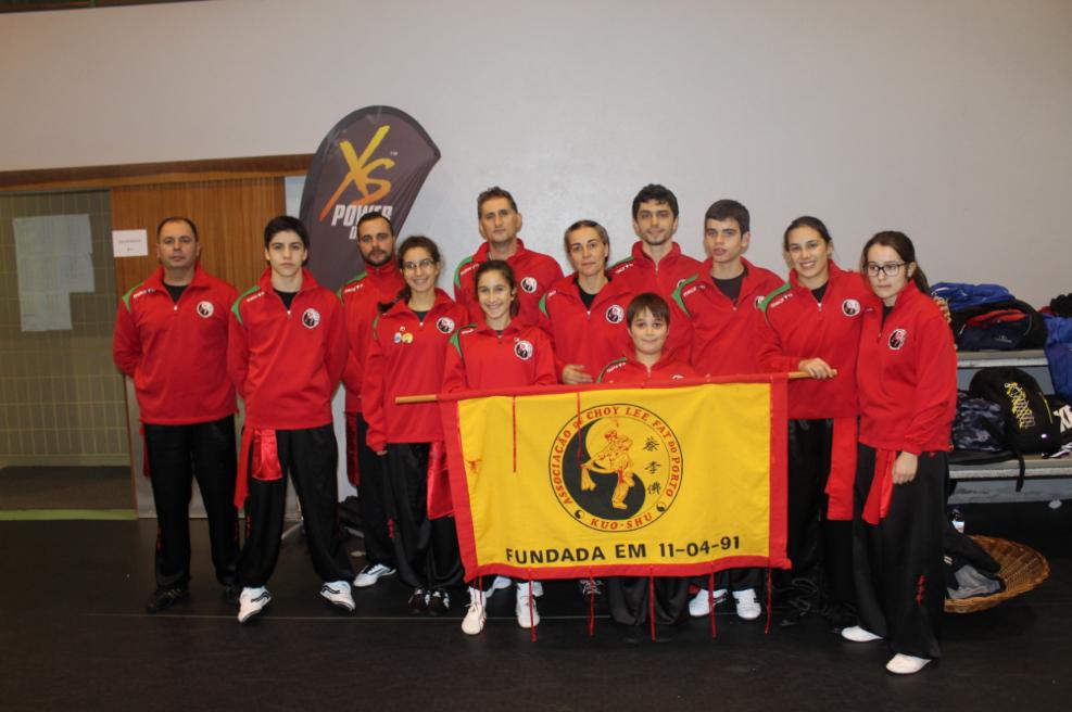 Kung fu tradicional: atletas arouquenses revalidam título de campeão nacional por equipas