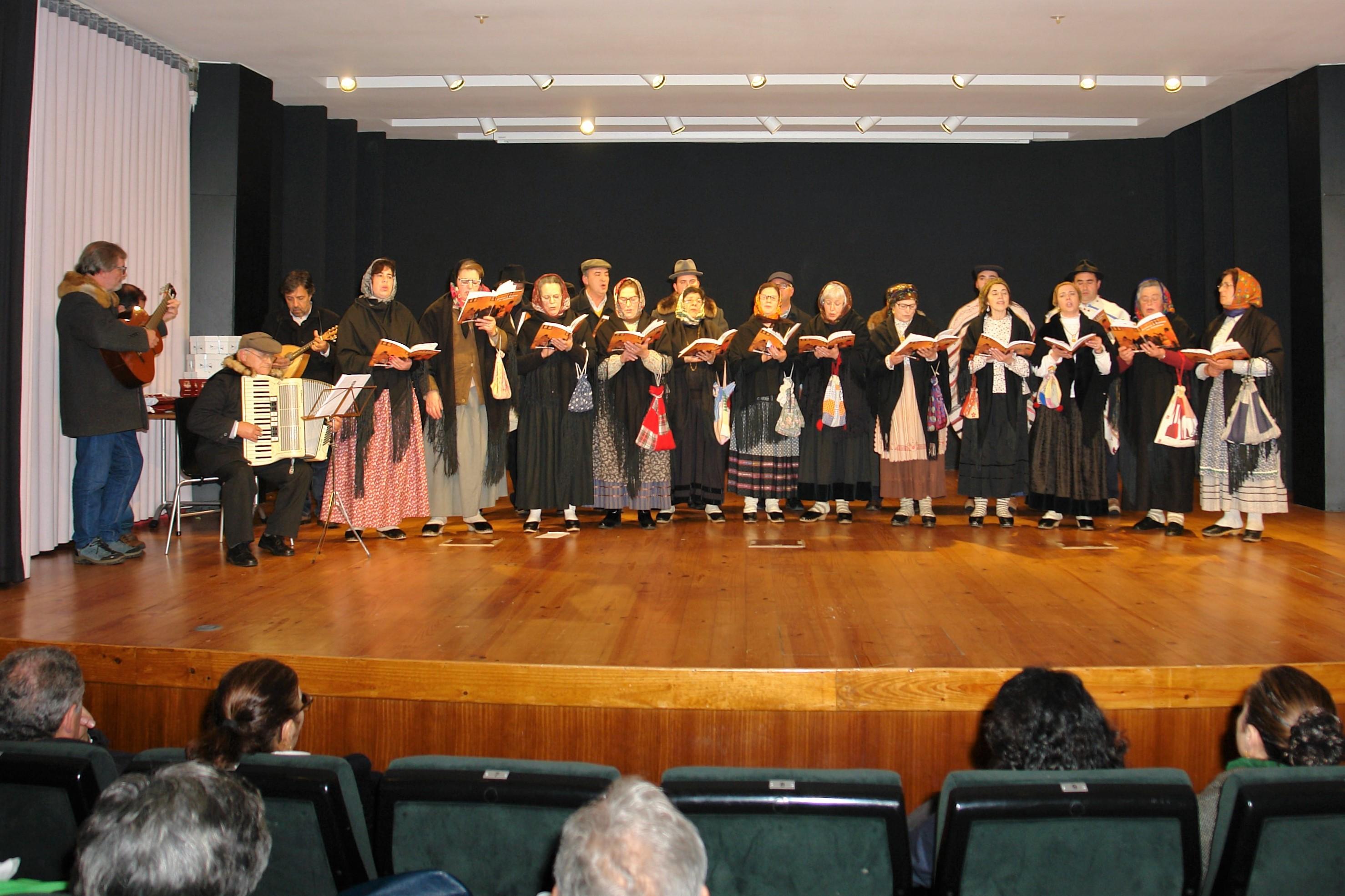 Orfeão de Arouca organizou 32.º Encontro de Janeiras