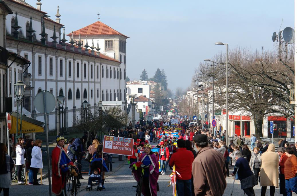 Arouca e Vale de Cambra preparam Carnaval