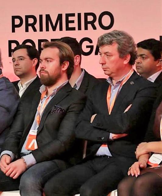 Representação de Arouca no Congresso do PSD: moção de André Almeida aprovada e Tiago Mendes eleito para o Conselho Nacional