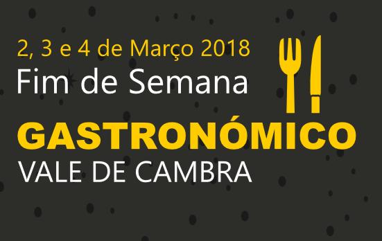 Vale de Cambra promove mais um 'Fim de Semana Gastronómico'