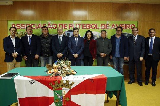 Federação Portuguesa de Futebol formaliza apoio a clubes afetados pelos incêndios