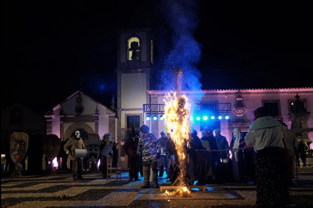 Carnaval de Arouca marcado pela animação, tradição e sátira