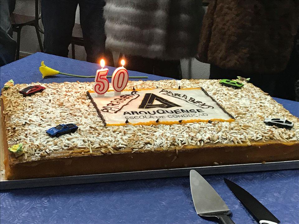 Escola de Condução Arouquense celebrou 50º aniversário