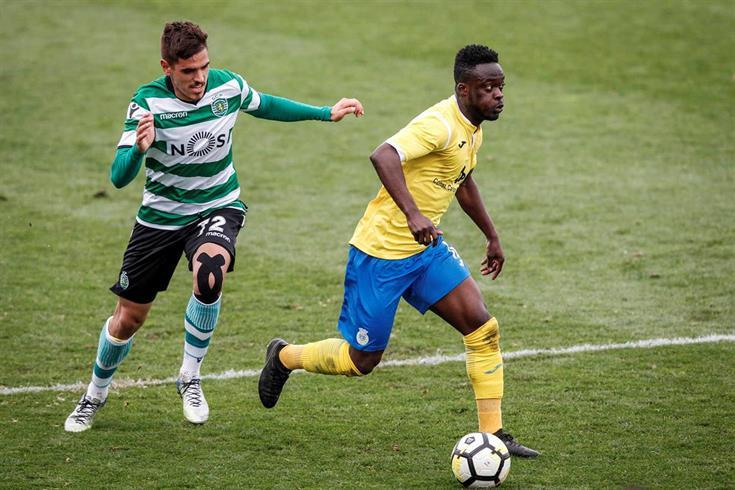 F.C. Arouca soma vitória frente ao Sporting B
