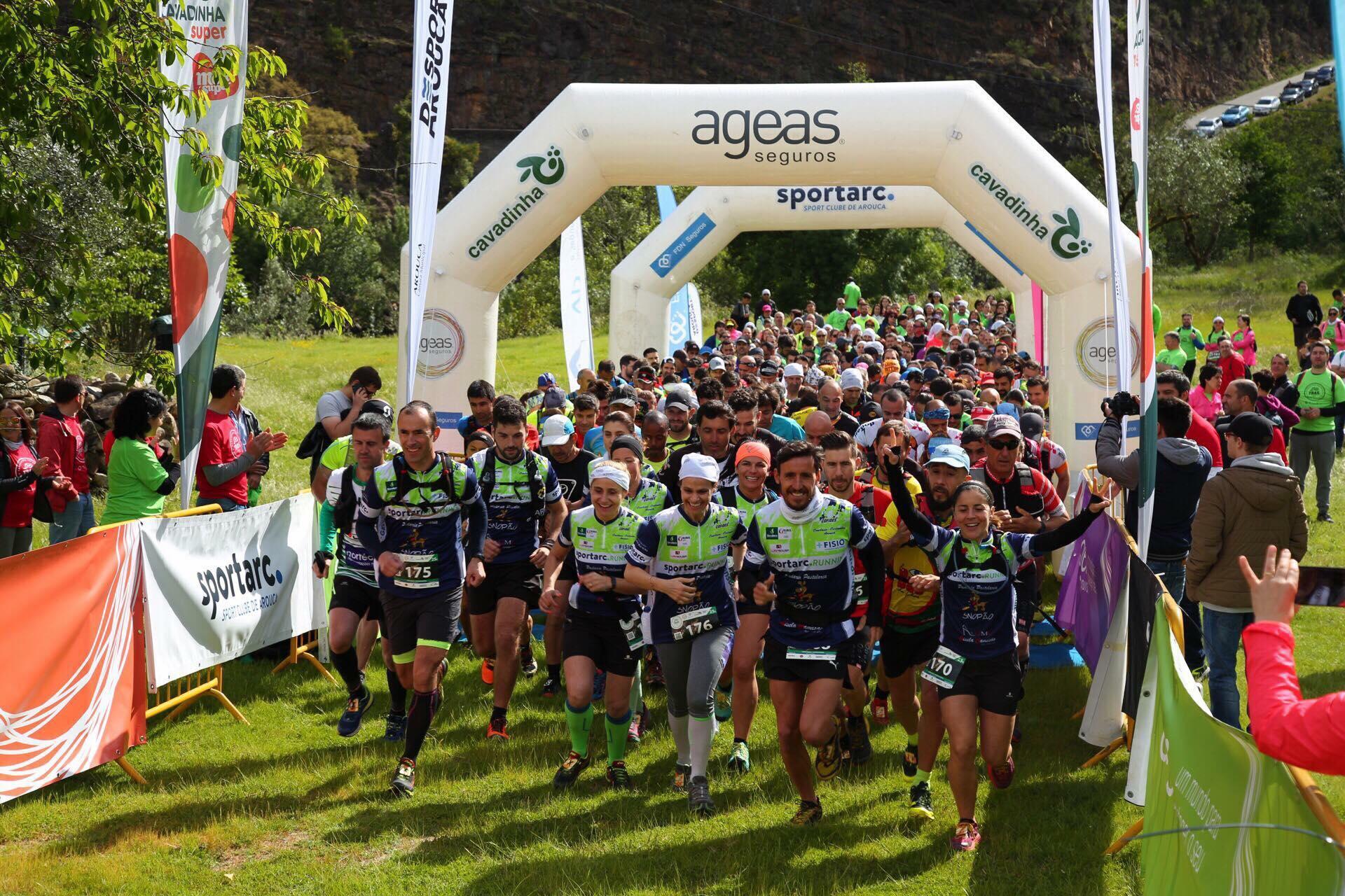 André Castro venceu 'Trail Passadiços do Paiva'