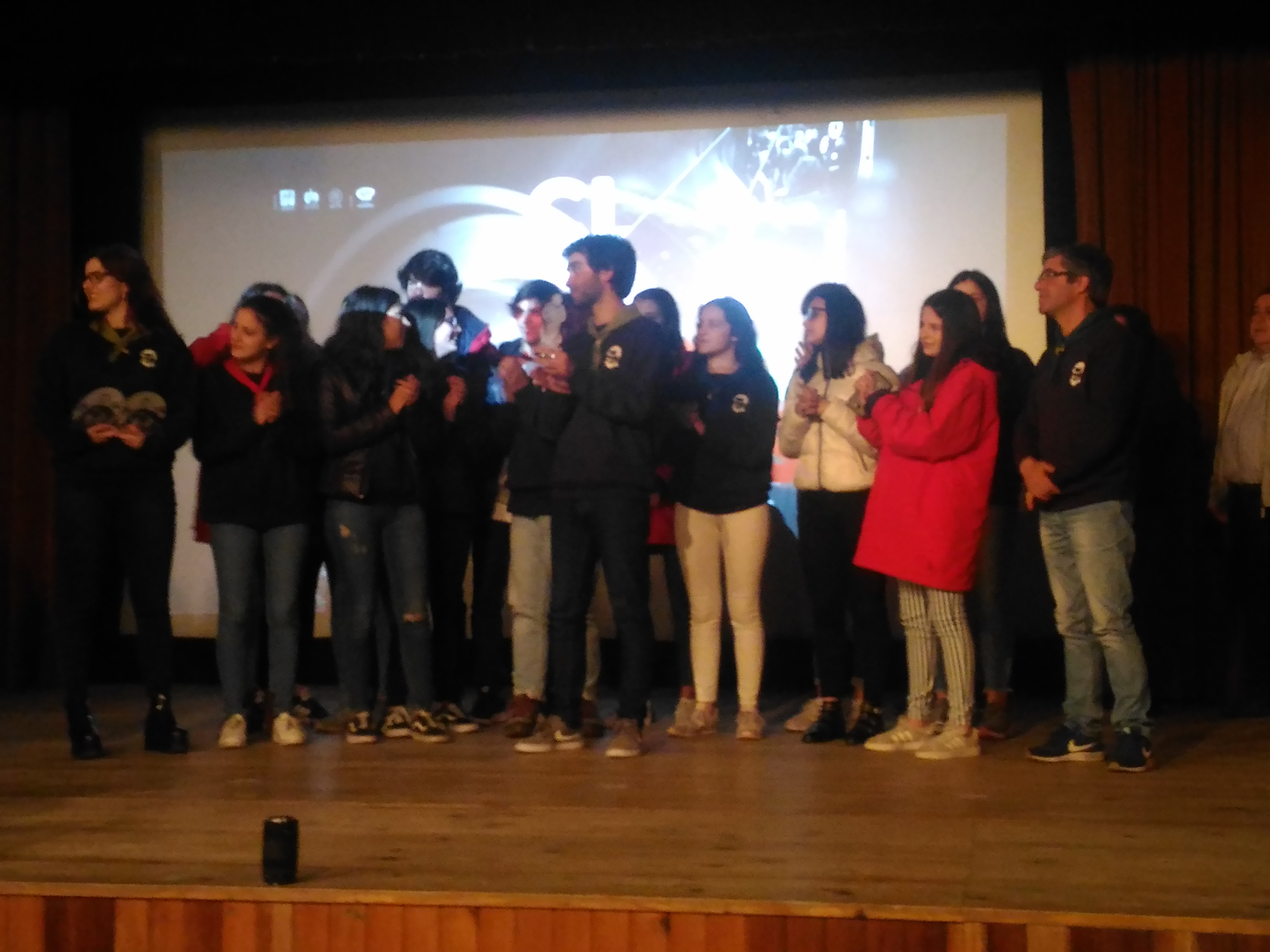 Grupo de jovens ADS do Centro Juvenil Salesiano de Arouca vence 'Clip Bosco 2018'