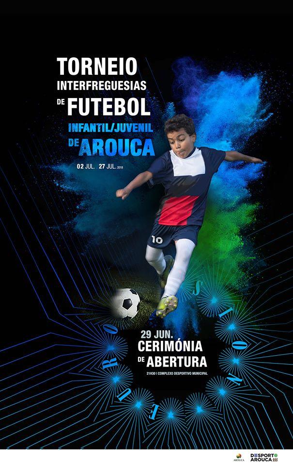 Torneio de futebol infantil/juvenil interfreguesias está de volta