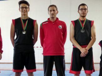 KUNG FU QINGDA (COMBATES): Atleta arouquense conquista título de Tri-Campeão Nacional