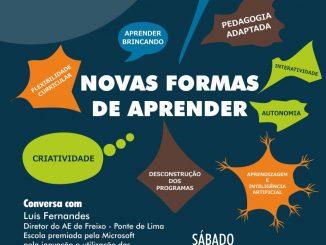 Círculo Cultura e Democracia promove conferência 'Novas formas de aprender'