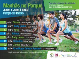 Vale de Cambra promove atividades desportivas